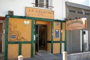 façade La Cavayou