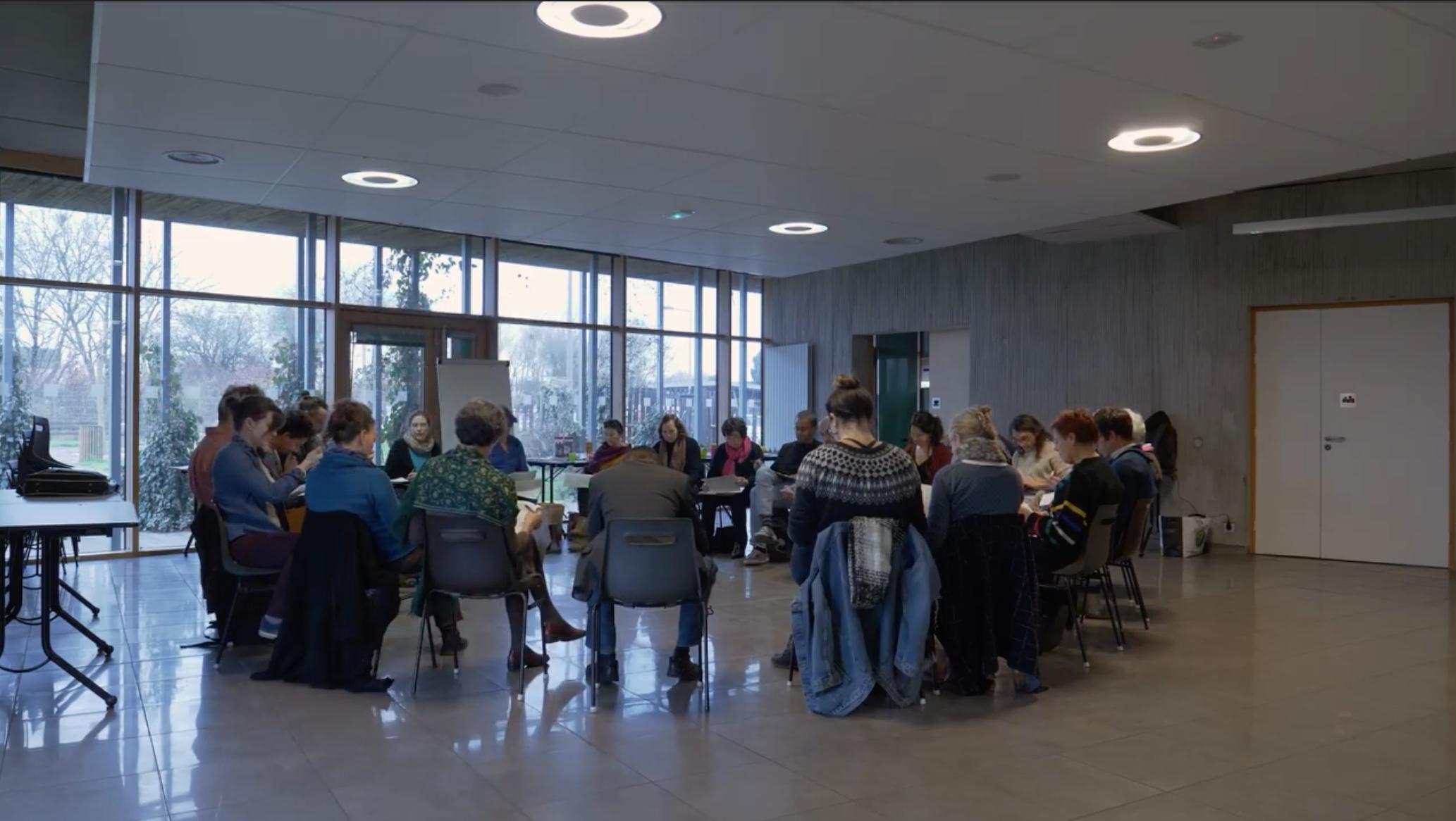 REPLAY du documentaire «A portée de mains», réalisé par Jerôme Florenville