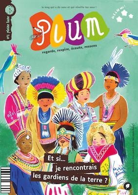 Le nouveau magazine PLUM est en route !
